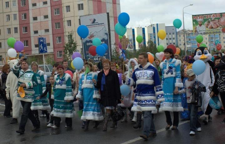 """Фестиваль национальных культур """"Венок дружбы"""" пройдет в Надыме"""