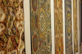 Дагестанские ковры XIX представили на выставке в Чечне