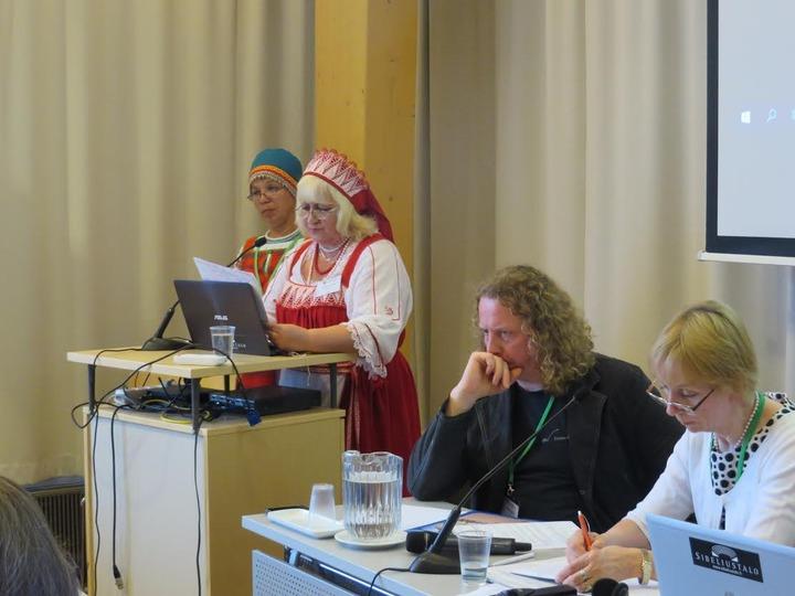 На конгрессе финно-угорских народов обсудили поддержку электронной письменности