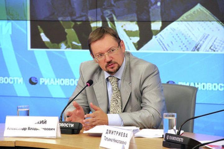 Директор департамента межнациональных отношений Журавский назначен заместителем Министра культуры России