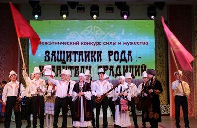 В конкурсе силы и защитников рода в Якутии победили киргизы