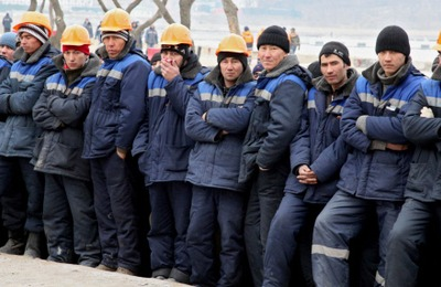 В ФМС заявили о резком всплеске преступности среди мигрантов