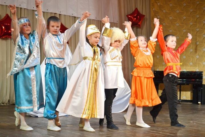 """В Таганроге пройдет фестиваль-конкурс национальных культур """"Содружество талантов"""""""