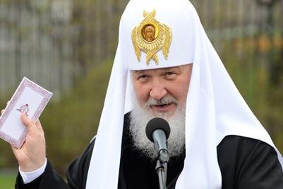 Путин отметил вклад Патриарха Кирилла в поддержание межнационального диалога