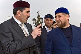 Кадыров обогнал Абдулатипова и Евкурова по индексу популярности глав кавказских регионов у избирателей