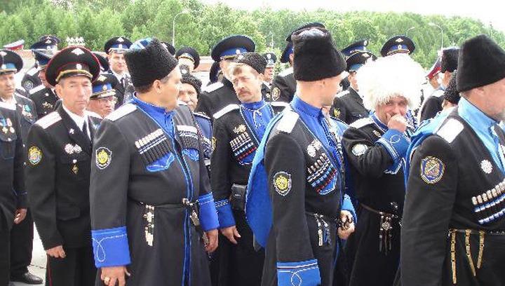 Терские казаки просят у руководства страны 100 гектар земли и коньячный завод
