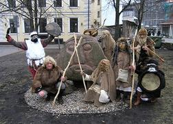 Мерянские этнофутуристы сотворили Вселенную в Латвии