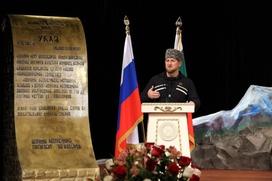 Кадыров прокомментировал принятый закон о добровольном изучении языков
