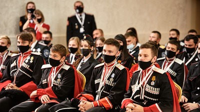 Юные казаки представят свои проекты на слете казачьей молодежи в Краснодаре
