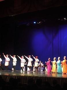 Калмыцкий праздник весны Цаган Сар отпраздновали в Москве