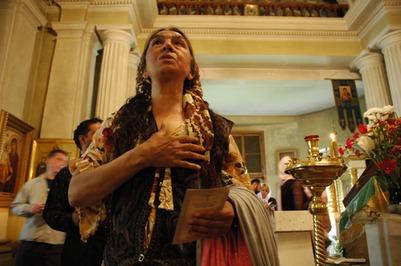 Главными семейными праздниками цыгане назвали Рождество и Пасху