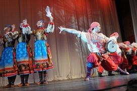 """В Краснодаре стартует фольклорный фестиваль """"Золотое яблоко"""""""