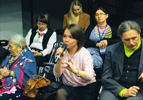Перезагрузку национальной прессы обсудили в Югре