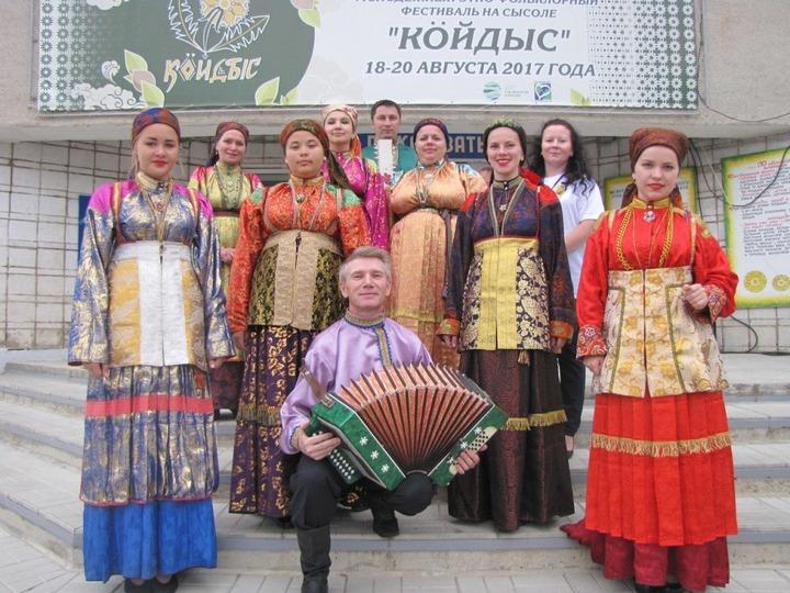 """Фольклорные коллективы из пяти регионов соберутся на фестивале """"Койдыс"""" в Коми"""