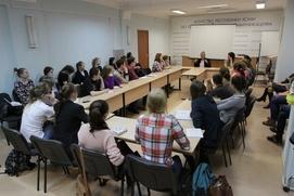 Лекцию Гильдии межэтнической журналистики о русской идентичности услышали 250 человек