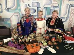 Мастер-классы по скольт-саамскому рукоделию запустили в Мурманской области