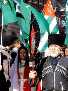 Зарубежная черкесская диаспора не прислала официальных представителей на Олимпиаду
