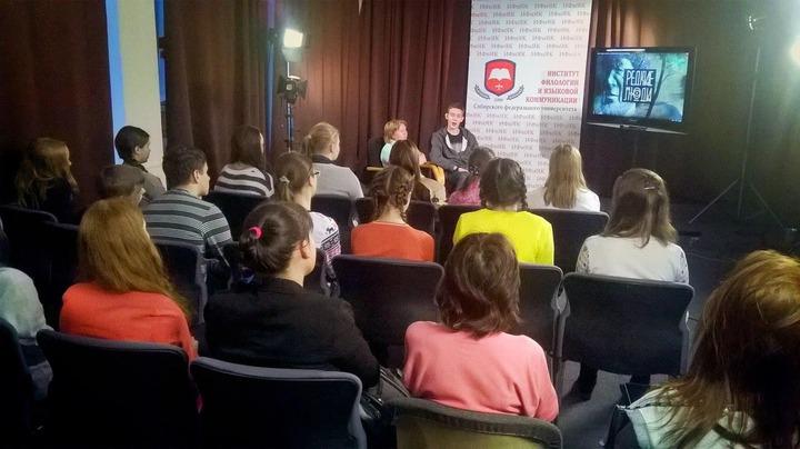 В Красноярске завершился первый месяц обучения в Школе межэтнической журналистики