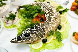 "Блюда из щуки по рецептам 17 века приготовили на ""Вкусе Якутии"""