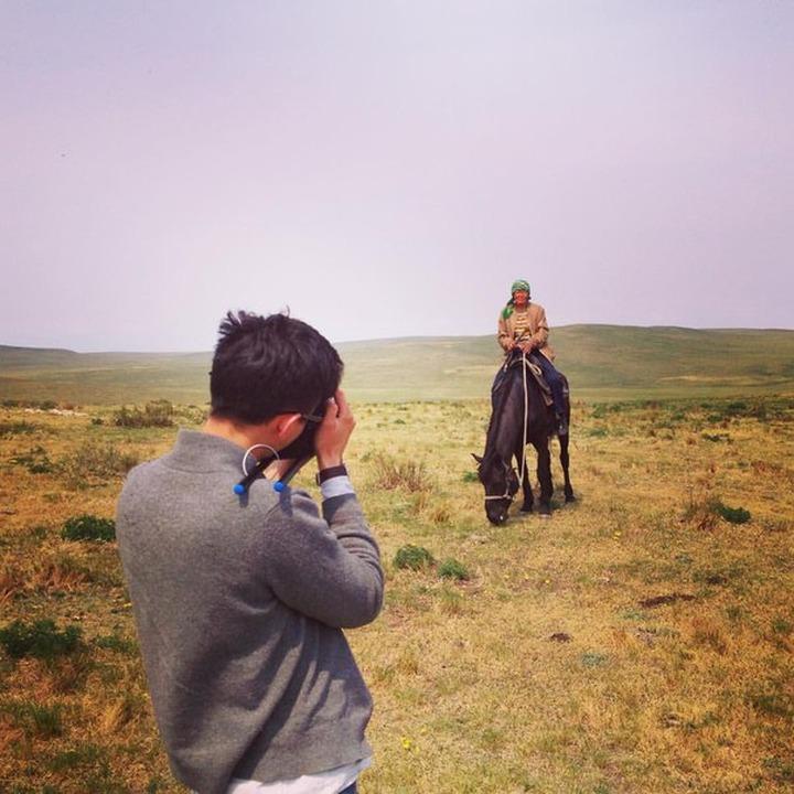 В Забайкалье сняли фильм о бурятских чабанах