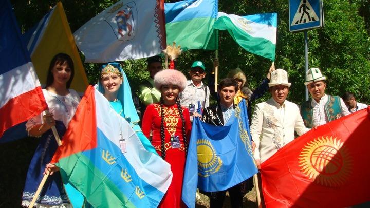 Фестиваль тюркской молодежи открылся в Татарстане