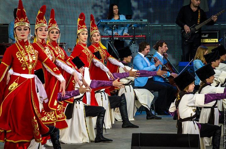 В Свердловской области высадился культурный десант из Ингушетии
