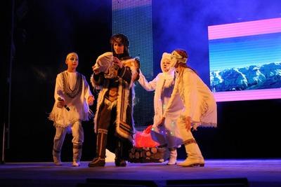 Фестиваль-конкурс эвенкийского театра стартовал в Бурятии