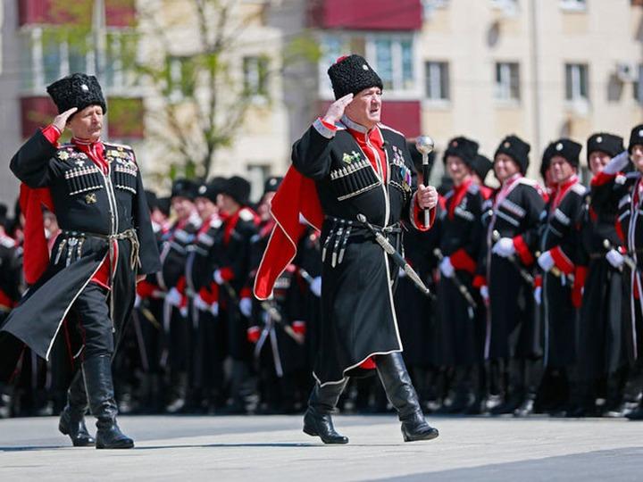 Казаки займутся охраной границ России с Польшей, Литвой, Китаем и Японией
