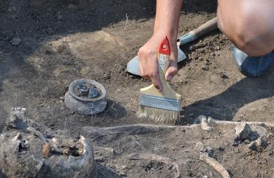 Жители Зеленого Яра выступили против археологических раскопок