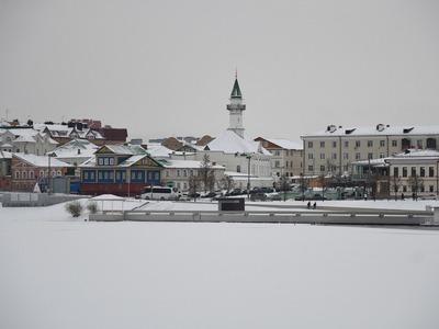 В Казани создадут мурал на входе в историческую часть города