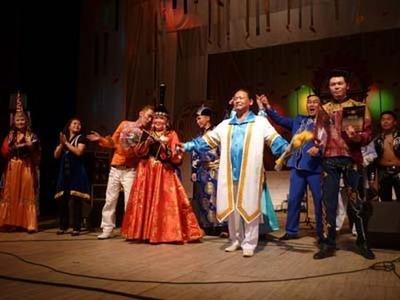 В Хакасии стартует международный фестиваль этнической эстрады