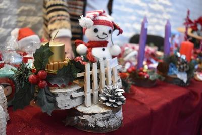 Российские немцы организуют Рождественский базар в Новосибирске