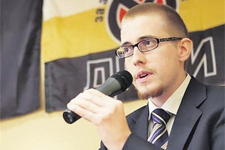 Следователь попросил продлить арест националиста Ильи Горячева до 8 мая