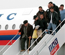 ЕСПЧ признал нарушения прав грузин Россией при их депортации