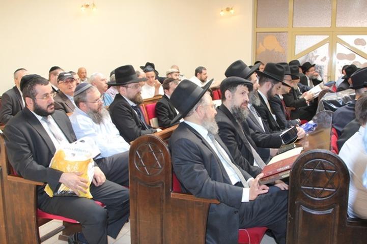 В конгрессе еврейских религиозных организаций участвуют 50 раввинов