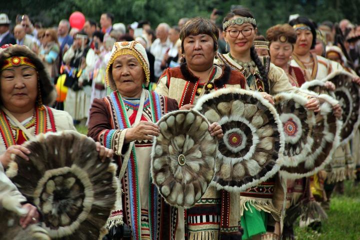 Фильм о жизни якутской знахарки выйдет в широкий прокат в России