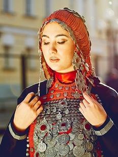 Этнограф из Уфы воссоздает башкирские костюмы с помощью 3D-принтера