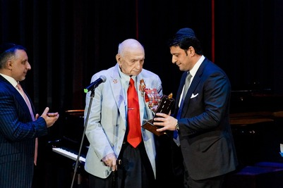 Премию за сохранение памяти о Холокосте впервые вручили в Москве