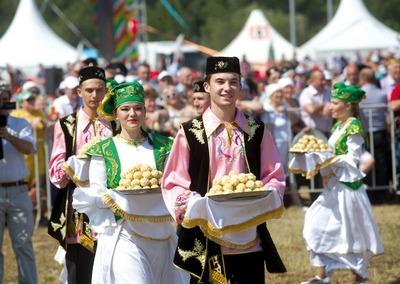 Календарь национальных праздников появится в Красноярске