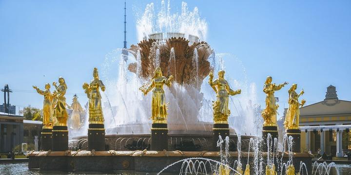 Красавицы из фонтана