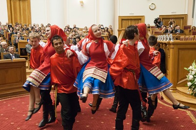 Ассамблея Русского мира в Санкт-Петербурге