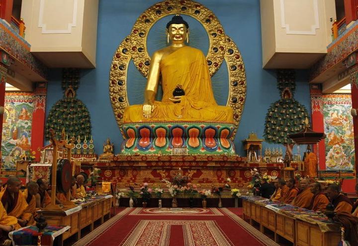 На Урале отложили снос единственного в регионе буддийского храма