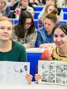 Конкурс комиксов на четырех языках по мотивам обско-угорских мифов пройдет в Югре