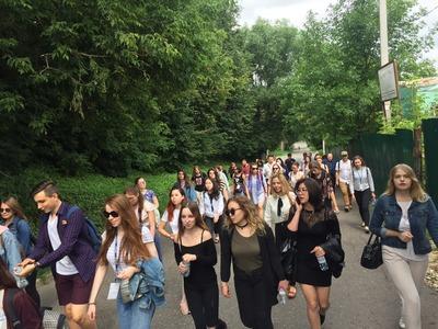 Слушатели Школы межэтнической журналистики отправились в этноэкспедицию во Владимирскую область