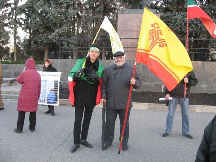 Чувашские националисты оспорили отказ Минюста в регистрации