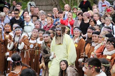 Ительменский Алхалалалай начнут праздновать на Камчатке 6 сентября