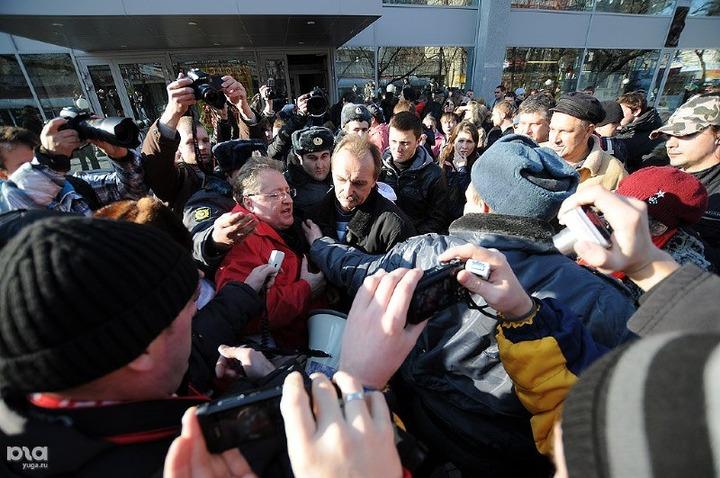 Организация армян Минвод призвала не связывать массовую драку с инцидентом в Гюмри