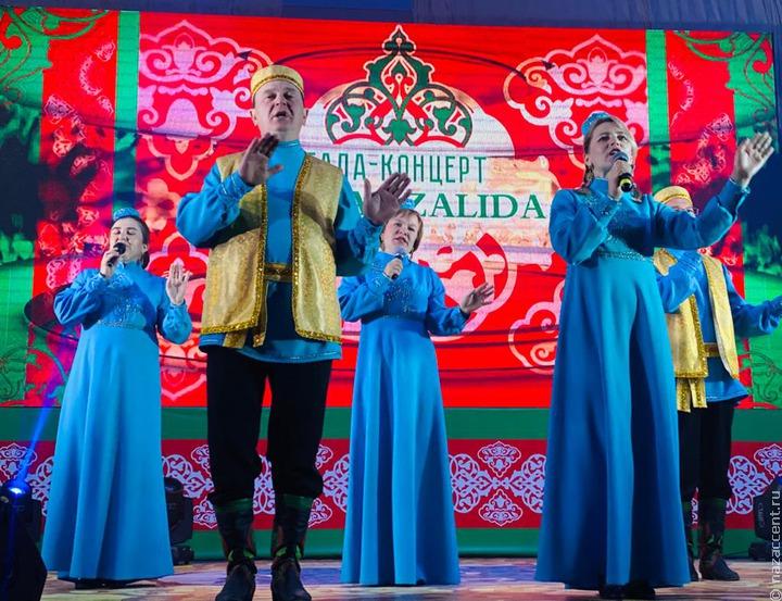 Фестиваль тюркской культуры в Чувашии завершили гала-концертом