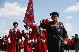 В поселке Колос почтили память героев Кавказской войны