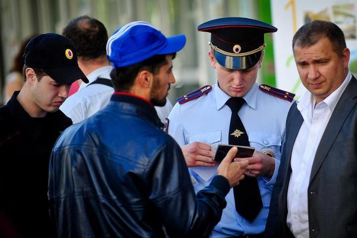 Полиция Москвы: Нелегалы осложняют криминогенную обстановку